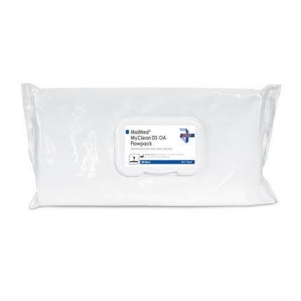 MYCLEAN Wipes DS OA FLowpack 28x30 cm