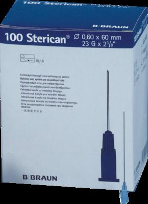STERICAN Kanülen 23 Gx2 2/5 0,6x60 mm