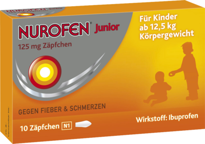 Nurofen Junior 125mg