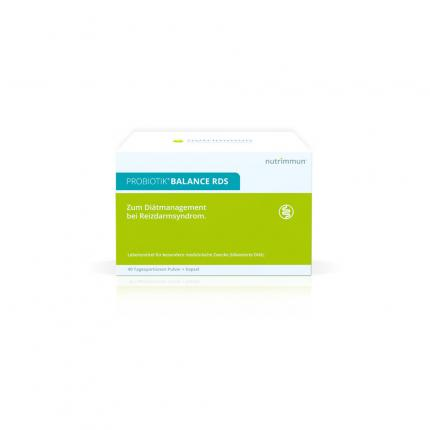 Probiotik Balance Rds 40x2 g+40 Kapseln Kombipack.