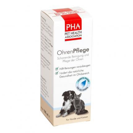 PHA OhrenPflege Tropfen für Hunde