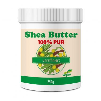 SHEA BUTTER UNRAF 100% PUR