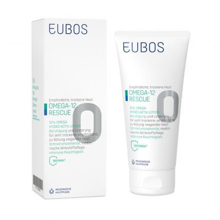 EUBOS EMPFINDLICHE TROCKENE HAUT OMEGA 12% HYDRO ACTIV LOTION