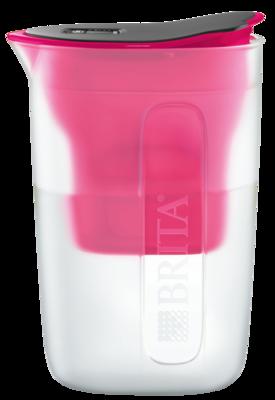 BRITA fill & enjoy Wasserfilter Fun pink