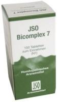 JSO BICOMPLEX Heilmittel Nr. 7