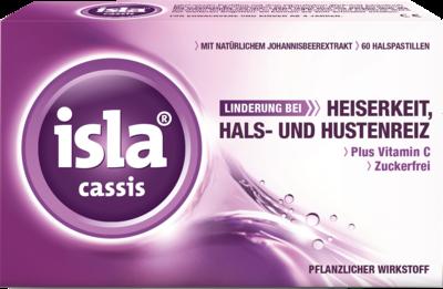 ISLA CASSIS Pastillen