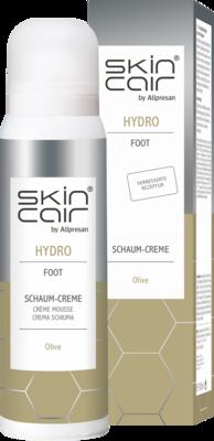 SKINCAIR HYDRO Foot Olive Schaum-Creme
