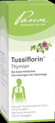 TUSSIFLORIN THYMIAN