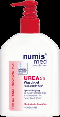 NUMIS med Waschgel Urea 5%