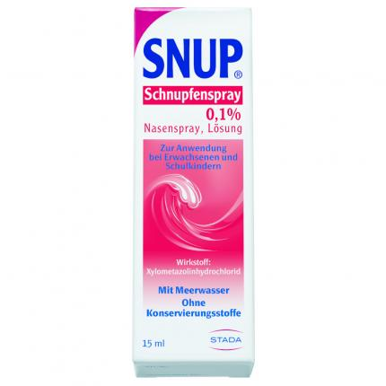 Snup Schnupfenspray 0.1%