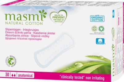 BIO SLIPEINLAGEN Classic 100% Bio-Baumwolle MASMI