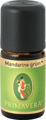 MANDARINE GRÜN kbA ätherisches Öl