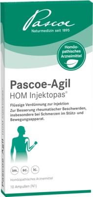 Pascoe-Agil HOM Injektopas