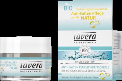 LAVERA basis sensitiv Feuchtigkeitscreme Q10 dt