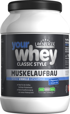 Layenberger Yourwhey Classic Style Vanille