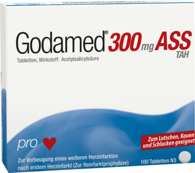 Godamed 300mg ASS TAH