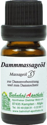 DAMMASSAGEÖL