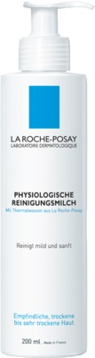 LA ROCHE-POSAY Physiologische Reinigungsmilch