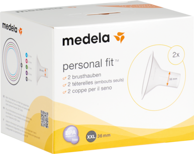 MEDELA Personal Fit Brusthaube Gr.XXL 2 St