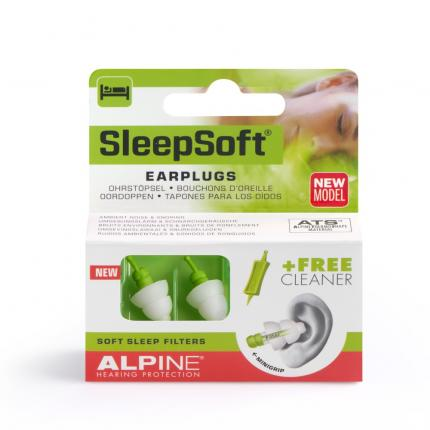 Alpine Sleepsoft Grip Ohrstöpsel