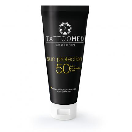 TATTOOMED sun protection Creme LSF 50