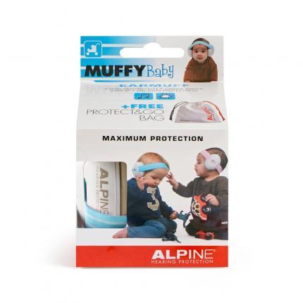 ALPINE MUFFY Ohrenschützer Baby blau