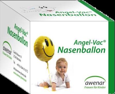 ANGEL VAC Nasenballon Kombipackung 1+5