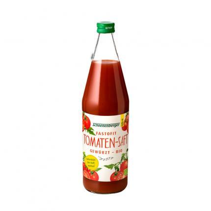 FASTOFIT Tomaten-Saft gewürzt bio