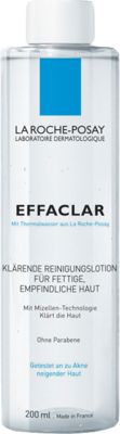 ROCHE-POSAY Effaclar klär.Reinigungslotion Neu