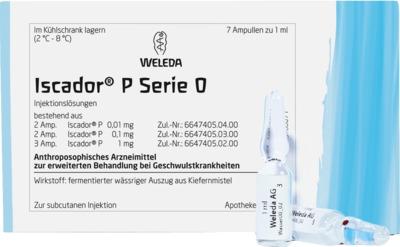 ISCADOR P Serie 0 Injektionslösung