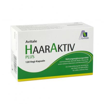 HAARAKTIV Plus Vegi Kapseln