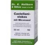Castellani viscos mit Miconazol