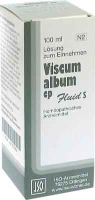 VISCUM ALBUM CP.Fluid S Tropfen
