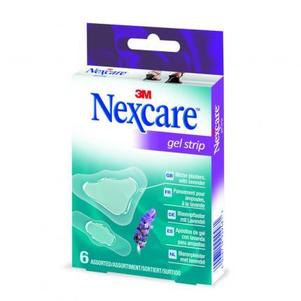 Nexcare Blasenpflaster 2 Größen