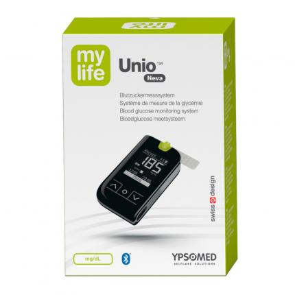 MYLIFE Unio Neva Blutzucker Messsystem mg/dl