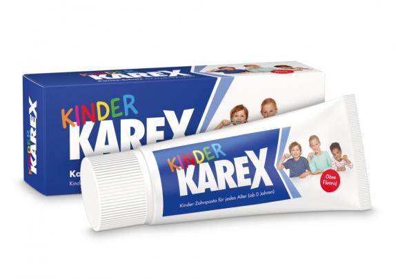 Karex Kinder Zahnpasta