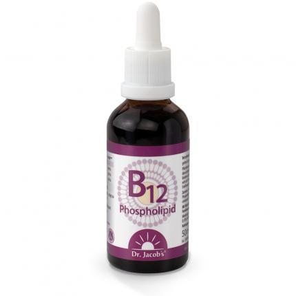 B12 Phospholipid Dr.jacob's Flüssigkeit
