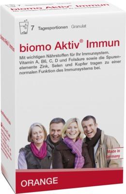 BIOMO Aktiv Immun Granulat
