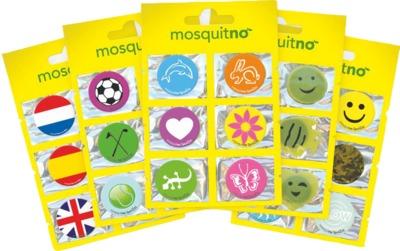 MOSQUITNO SpotZzz Sticker