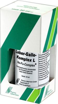 LEBER GALLE Komplex L Ho-Fu-Complex Tropfen