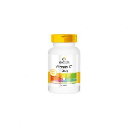 Vitamin K1 100 µg Tabletten