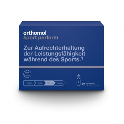 orthomol sport perform Granulat