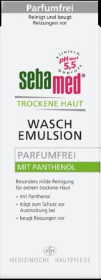 SEBAMED Trockene Haut parfümfrei Waschemulsion