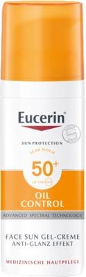 Eucerin Sun Gel-Creme Oil Control, Anti-Glanz 50+