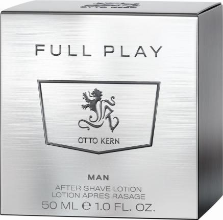 OTTO KERN FULL PLAY MAN AFTER SHAVE LOTION