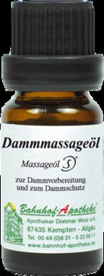 DAMMASSAGEÖL