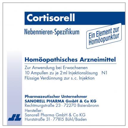 CORTISORELL Injektionslösung