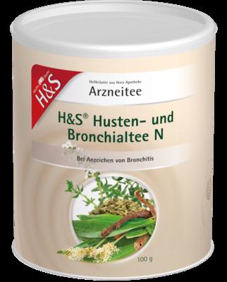 H&S Husten-und Bronchialtee (loser Tee)