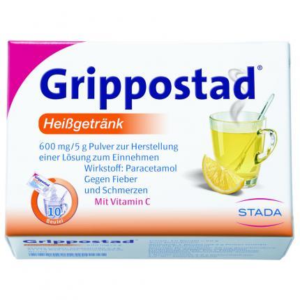 Grippostad Heißgetränk