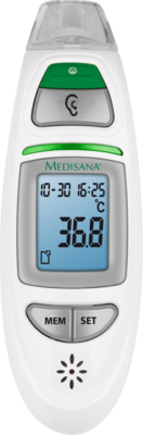 MEDISANA Infrarot-Multifunktions-Thermometer TM750